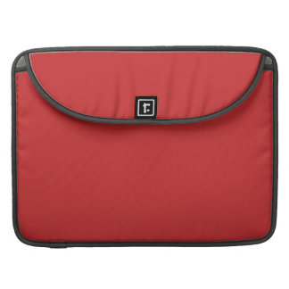 MANGO (a rich red-orange fruity color) ~ Sleeve For MacBooks