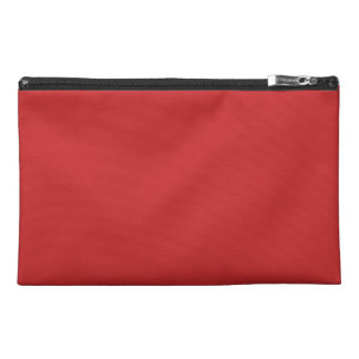 MANGO (a rich red-orange fruity color) ~ Travel Accessory Bags