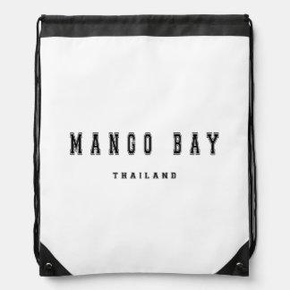 Mango Bay Thailand Drawstring Bag
