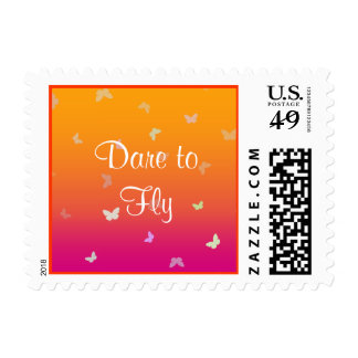 Mango Butterflies: Dare to Fly - Postage #2