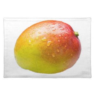 """Mango"" design placemats"