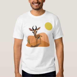 Mango el Gazelle Remera