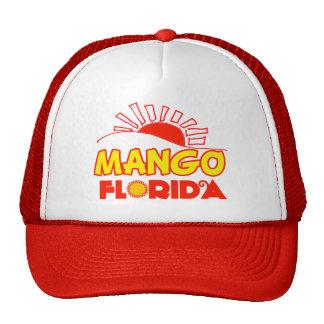 Mango, Florida Mesh Hat