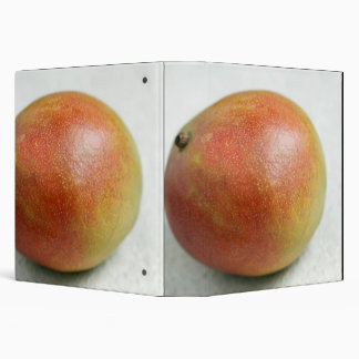 Mango For use in USA only.) 3 Ring Binder