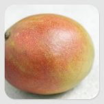 Mango For use in USA only.) Square Sticker