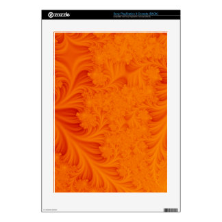 Mango Frost Fractal Abstract PS3 Skin