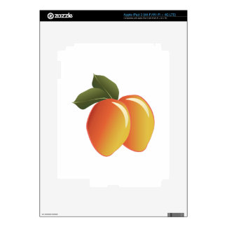 Mango Fruit Skin For iPad 3