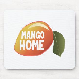 Mango Home Mouse Pad