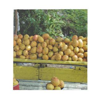 mango market memo note pad
