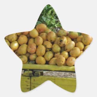 mango market star sticker