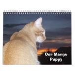 Mango Puppy Calendar