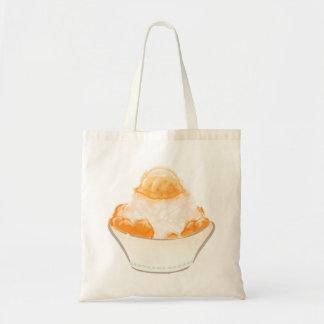 Mango scratching ice tote bag