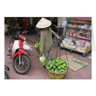 Mango Seller Card