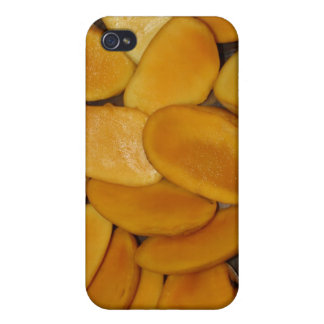 Mango slices case for iPhone 4