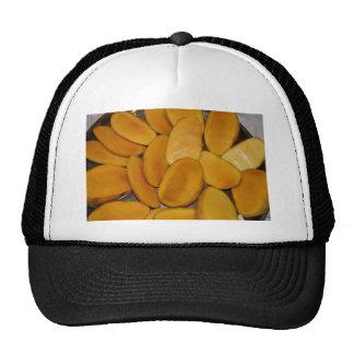 Mango slices trucker hat