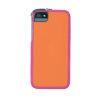 Mango Solid Color Cover For iPhone 5
