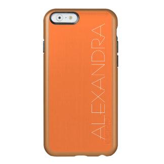 Mango Solid Color Incipio Feather Shine iPhone 6 Case