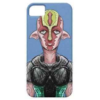Mango Space Elf With Tender Eyes. iPhone SE/5/5s Case