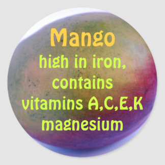 mango stickers