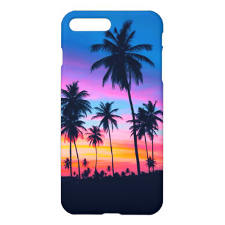 mango sunset iPhone 7 plus case