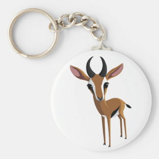 Mango the Gazelle Keychain