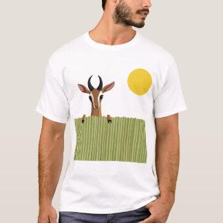 Mango the Gazelle Peek-a-boo T-Shirt