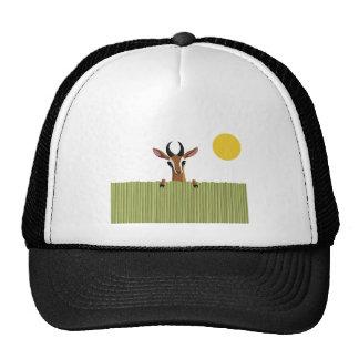 Mango the Gazelle Peek-a-boo Trucker Hat