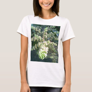 mango tree flowers t-shirt