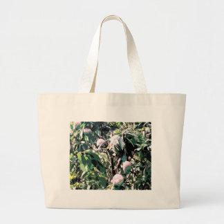 Mango Tree Large Tote Bag