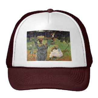 Mangoes By Gauguin Paul (Best Quality) Hats