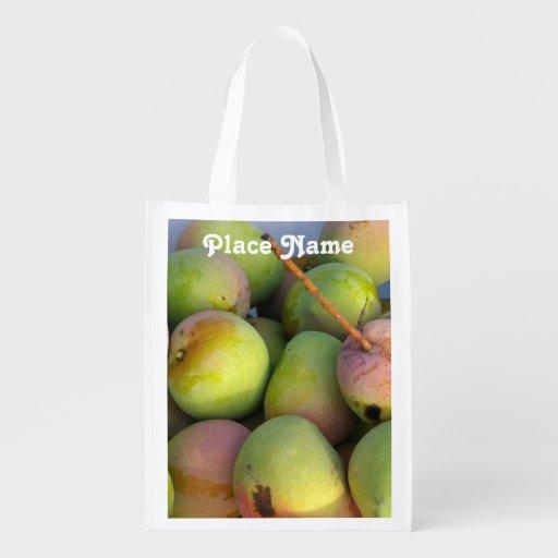 Mangos Reusable Grocery Bag
