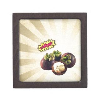 Mangosteen KAPOW pop art Gift Box