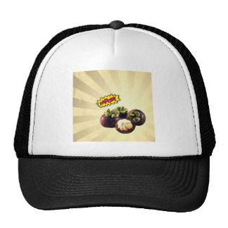 Mangosteen KAPOW pop art Trucker Hat