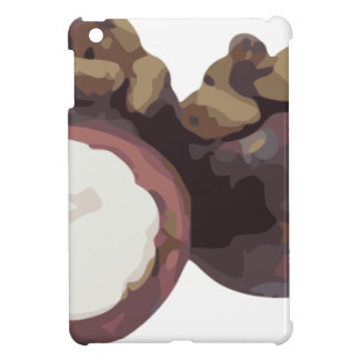 Mangosteen Sweet and Tangy Fruit from Thailand iPad Mini Cover