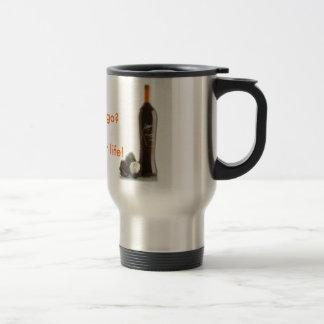 mangosteen xango bottle, mangosteen glass,   Go... Travel Mug