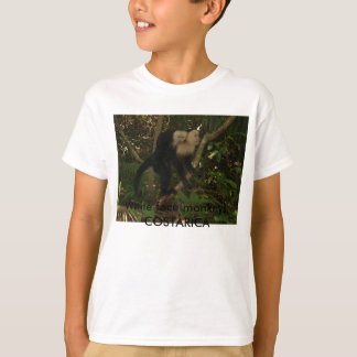 mangrove and forest tour in manuel antonio met ... T-Shirt