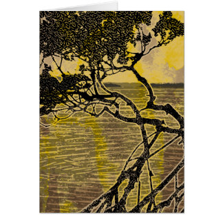 Mangrove Card