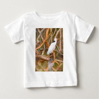 Mangrove Egret No. 2 Tees