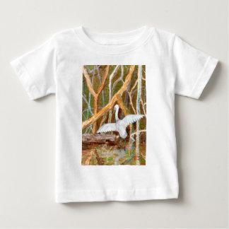 Mangrove Egret No. 3 Baby T-Shirt