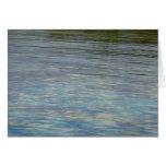 Mangrove Lagoon Water Caribbean Blue Card
