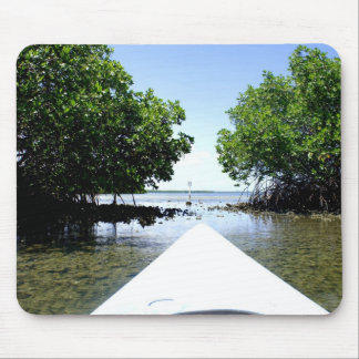 Mangrove Passage Mouse Pad