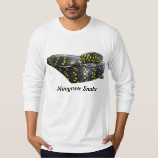 Mangrove Snake American Apparel Long Sleeve T Shirt