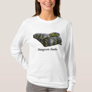 Mangrove Snake Ladies Long Sleeve T-Shirt