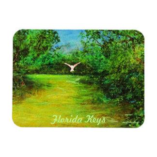 Mangrove Spoonbill Premium Magnet
