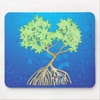 Mangrove Tree Mouse Pad