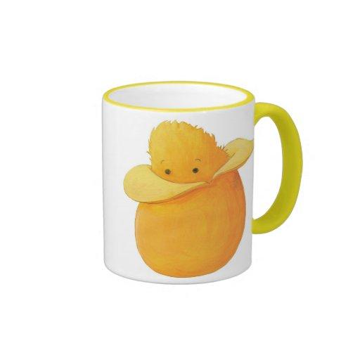 manguito ringer coffee mug