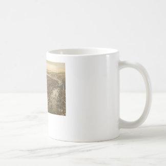 Manhattan 1873 coffee mugs