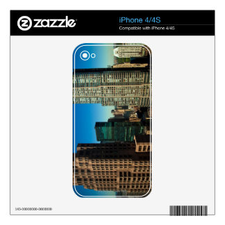 Manhattan 3 decal for the iPhone 4