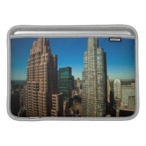 Manhattan 3 MacBook sleeve