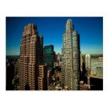 Manhattan 3 post card